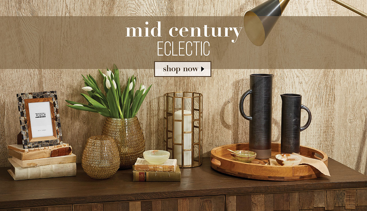 Shop Mid-Century Eclectic